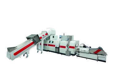 recoSTAR universal recycling line with C-VAC module