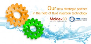 Moldex3D Partners with PME fluidtec