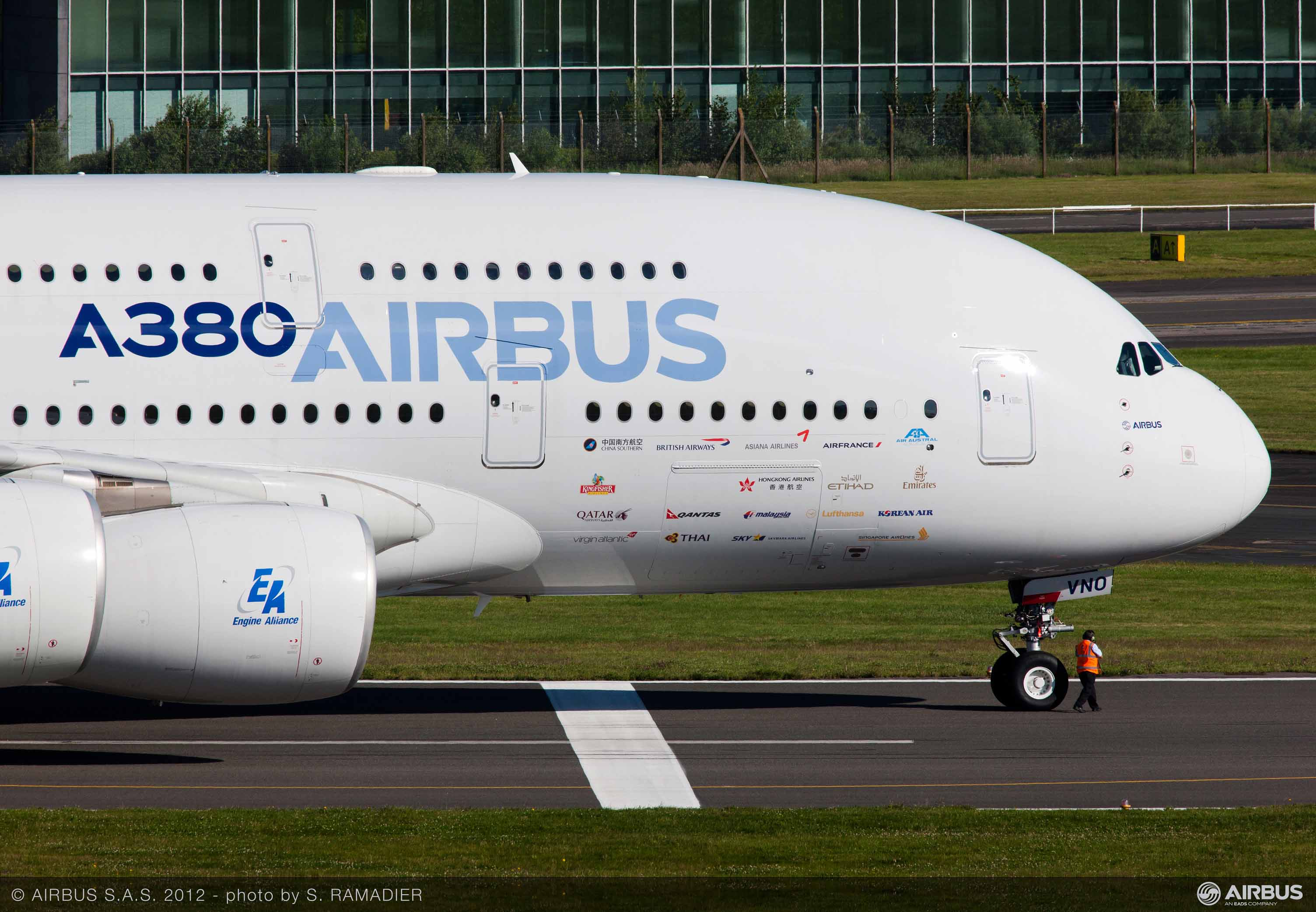 Airbus A380. Source: Airbus