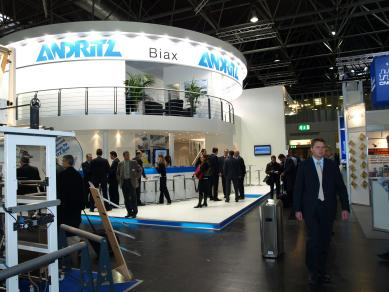 ANDRITZ Biax welcomes its customers to K 2013
