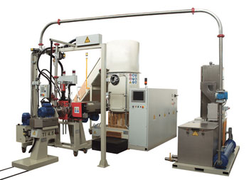 GM65 for PET with underwater pelletizer