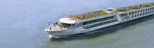 "Photo: Hotel ship ""MS Rhein Symphonie"""