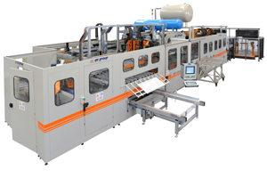 VPF-T Thermoforming Machine