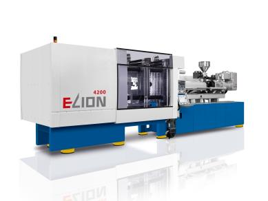 The new model of the ELION series with 4200 kN clamping force