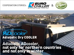 ADcooler installation in Cyprus