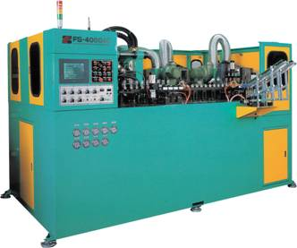 PET STRETCH BLOW MOLDING MACHINE