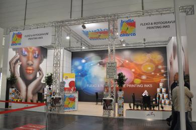 Our booth in Drupa 2012