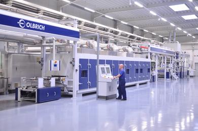 OLBRICH Offers Pilot Plant Technologies for New Product Development