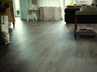 ®Vinnolit M 68 FW for flooring is just one of the new paste products, which the PVC manufacturer Vinnolit will present at K 2013 (Photo: Tarkett)