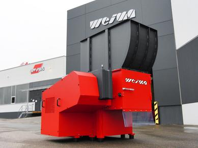 WEIMA WLK 800 Shredder