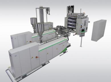 High-speed extruders from battenfeld-cincinnati offer processors considerable advantages, whether as individual components or integrated in a battenfeld-cincinnati extrusion line.