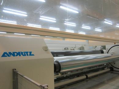 Successful start-up of ANDRITZ Biax' BOPET thin film line for  Zhuoli Jiaozou Stamping, China