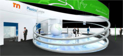 Image of trade fair stand for special show