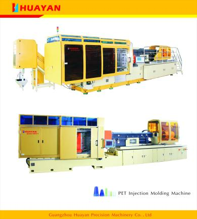 Epioneer-400PET.V Injection Molding Machine