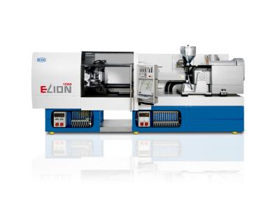 Fast, precise, reliable, user-friendly and efficient in operation - the fully electric ELION