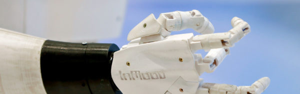 Photo: robot arm